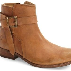 Frye 'Melissa' Knotted Short Boot (Women) Size 8.5